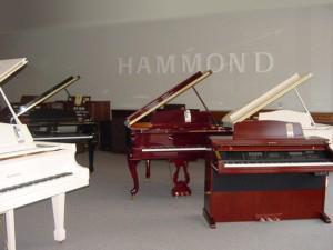 Robert Jones Pianos and Organs, Greenville, South Carolina